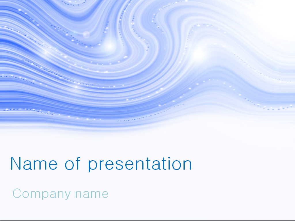 download free winter powerpoint template for your presentation, Modern powerpoint