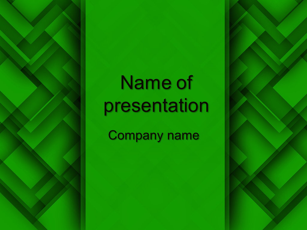 Abstract PowerPoint Templates to Download