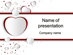 Free love day powerpoint templates