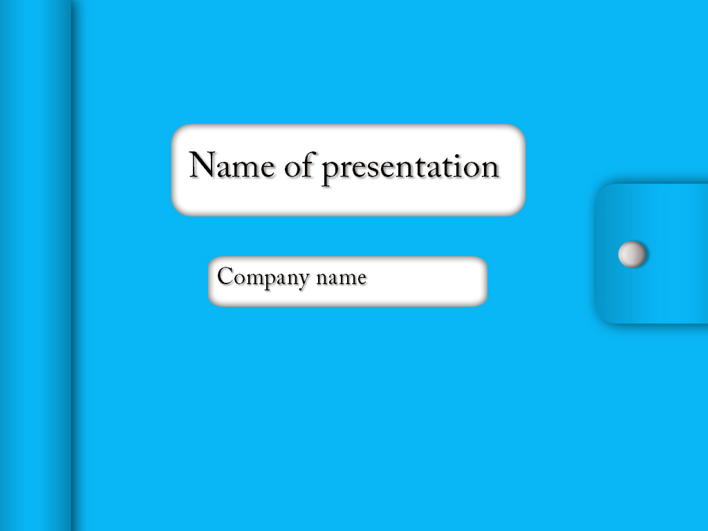 Download free Notebook powerpoint template for your presentation