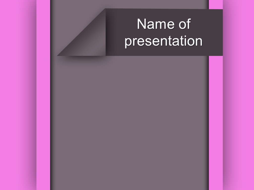 download free rose powerpoint template for your presentation