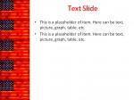 USA flag powerpoint template presentation slide-1