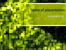 Free Advanced Circuits powerpoint template presentation