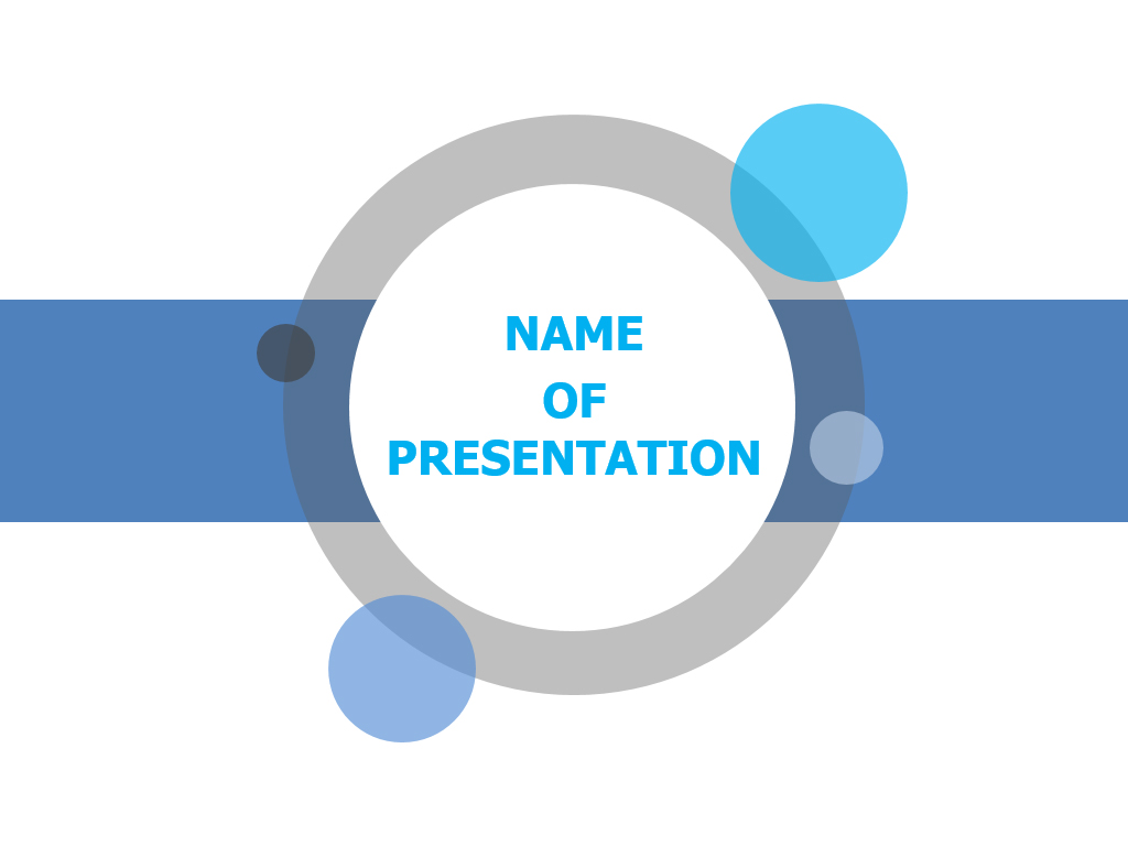 download free around circle powerpoint template for your presentation