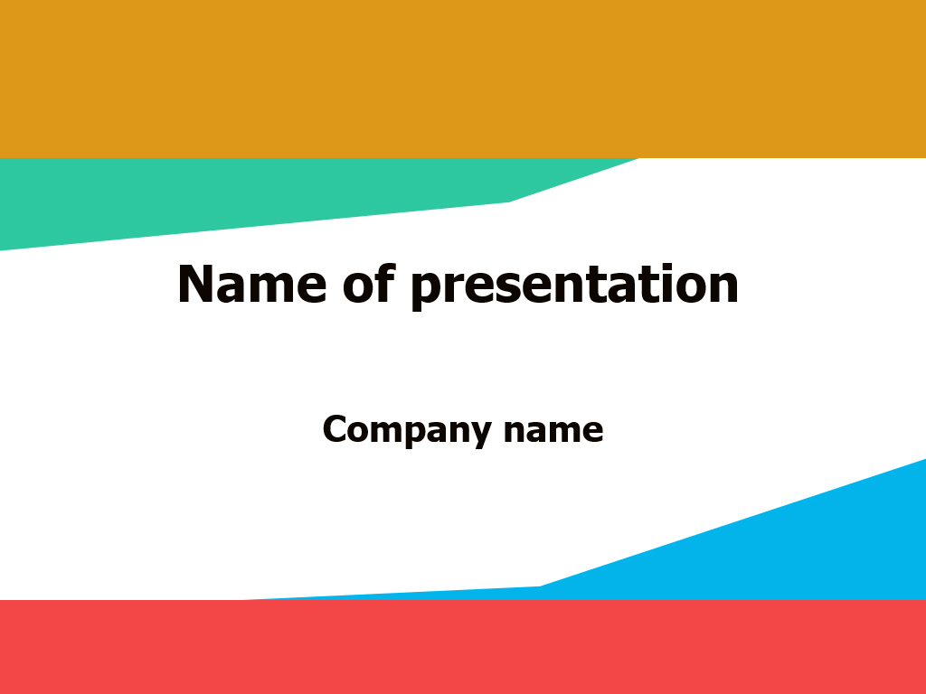 download free message delivery powerpoint template for
