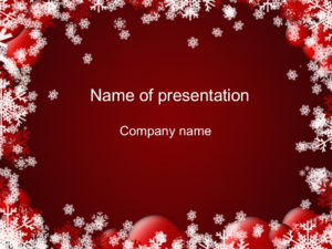 Free-red-winter-powerpoint-templates-presentation