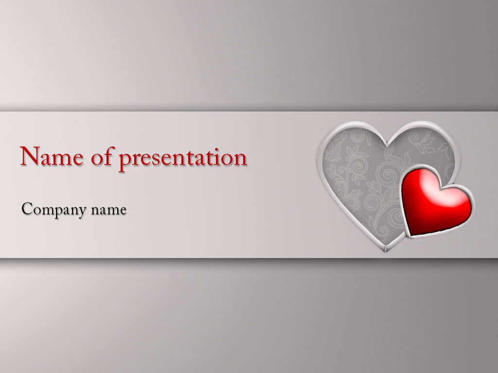 Free cardiac powerpoint templates microsoft powerpoint templates download free big heart powerpoint template for your free cardiac powerpoint templates toneelgroepblik Images