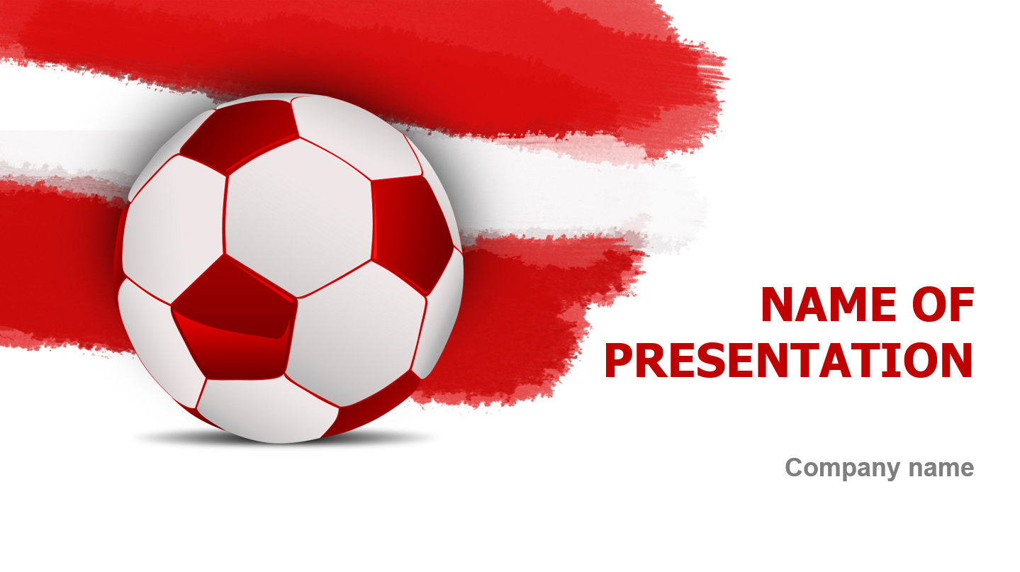 download free austrian football players powerpoint