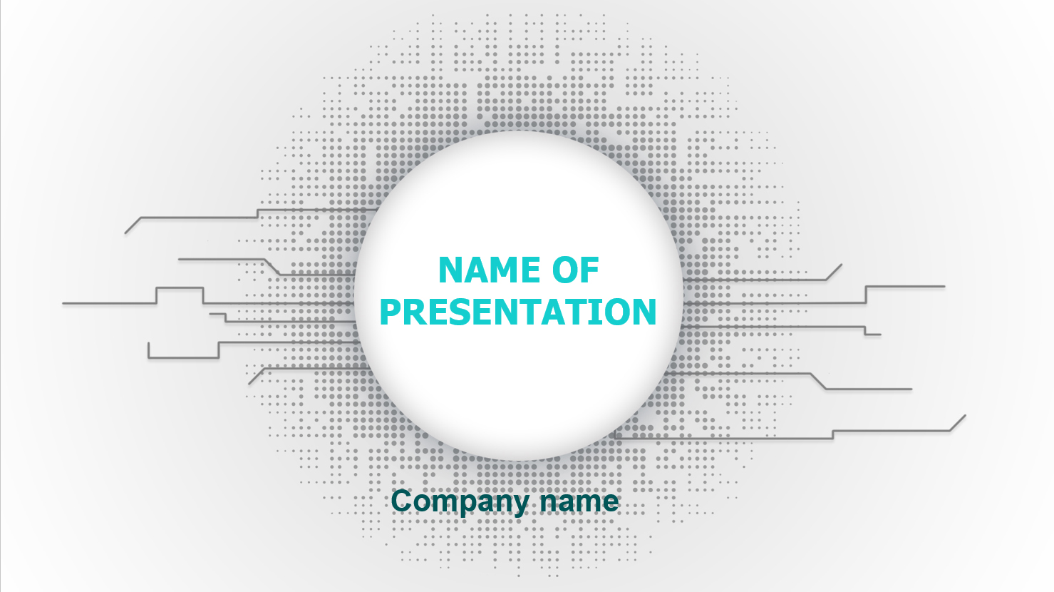 Free Insurtech PowerPoint template and theme - Best